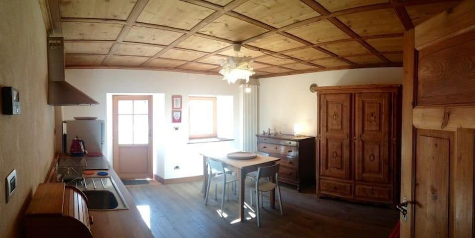 Dream holiday apartment on the Italian Alps - Gressoney-Saint-Jean - Daire