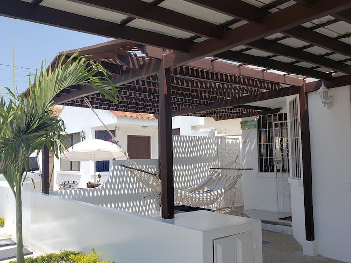 Casa amoblada Sevilla, Salinas, Sta Elena, Ecuador