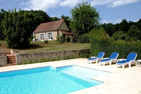 charming cottage**** with pool
