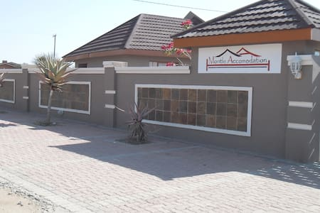 Montle Accomodation - Gaborone