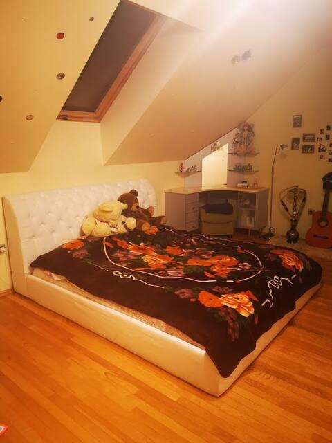 Cozy room in the heart of Šakiai