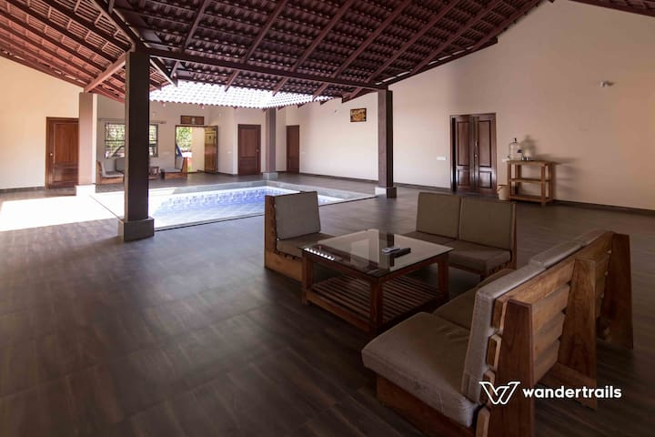 Traditional Room in Malnad Styled Architecture - 4 - Aladagudde - Ev