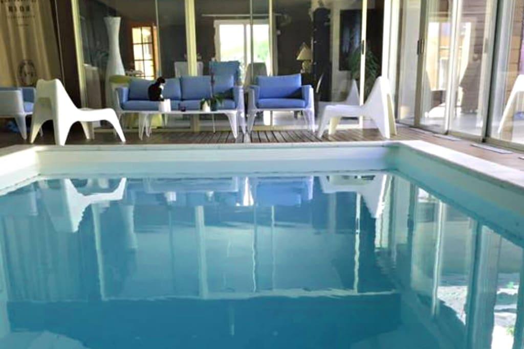 Chambres cosy dans spacieuse maison avec piscine - Chambres d hotes vaison la romaine avec piscine ...