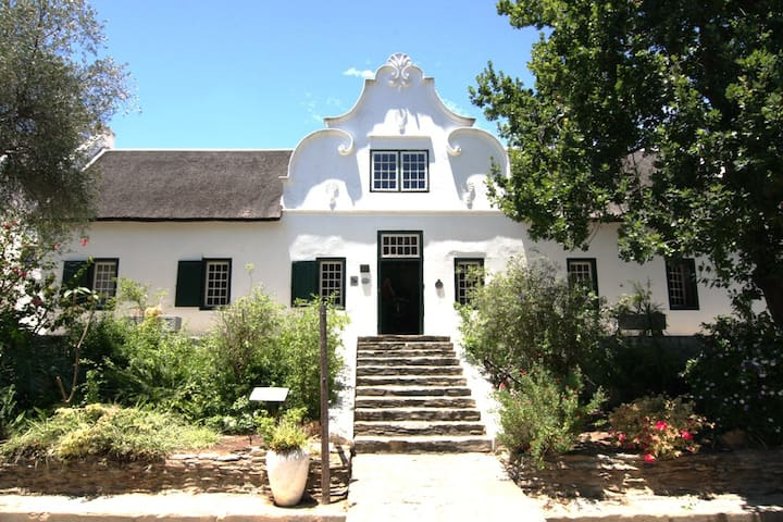 Pijnappel House (C 1795)- CAPE DUTCH QUARTERS