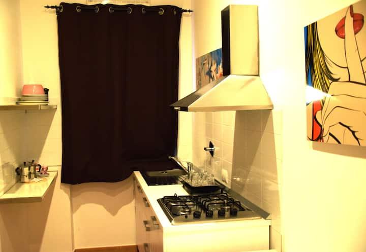 Mini appartamenti Francigena, Vallelunga, Roma