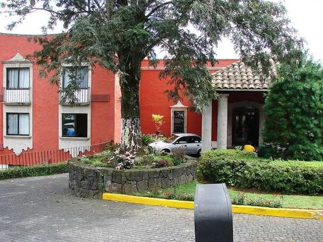 Friendly Junior Suite Double Bed At Xalapa