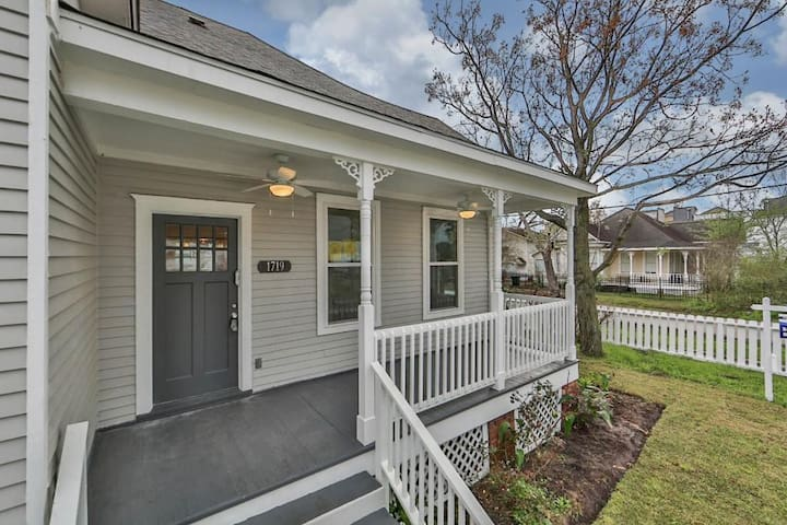 Charming Historic in the Heart of Houston