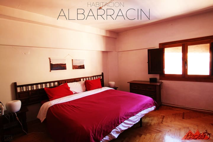 Recko House Albarracìn - Albarracín - Bed & Breakfast
