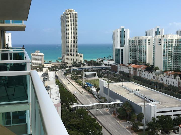 Resort Style Miami apartment