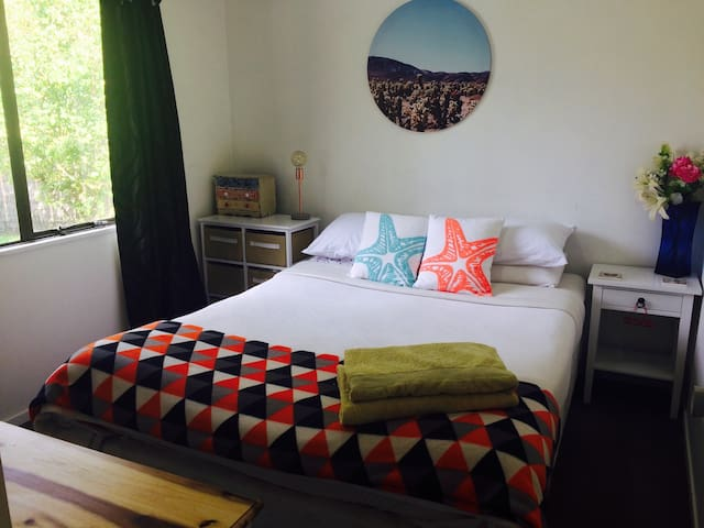 Cosy peaceful home with wifi - Taupo - Casa