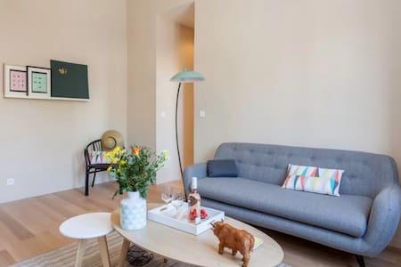 Stylish and cosy apartment in town - L'Isle-sur-la-Sorgue