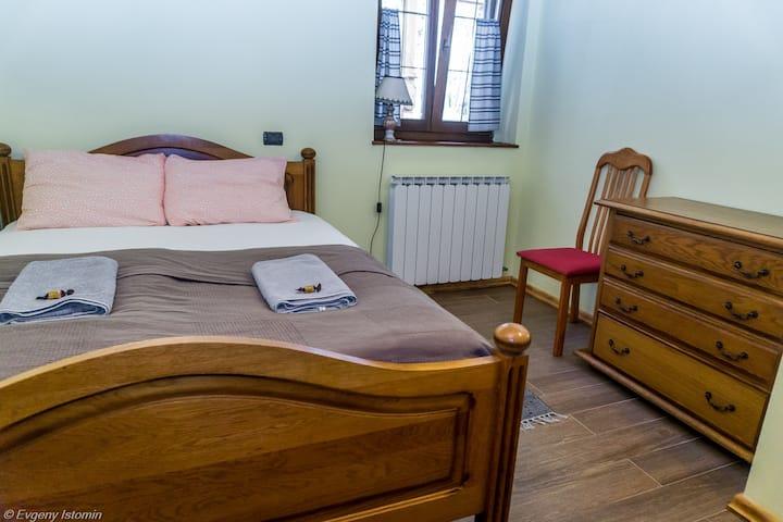 Gasthaus Mlin. Room 3