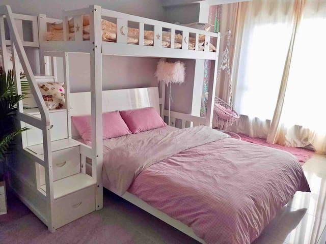 金桂大道时代家居一室温馨房「未见」