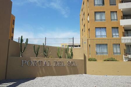 Departamento Portal del Sol Arica para 4 o 5