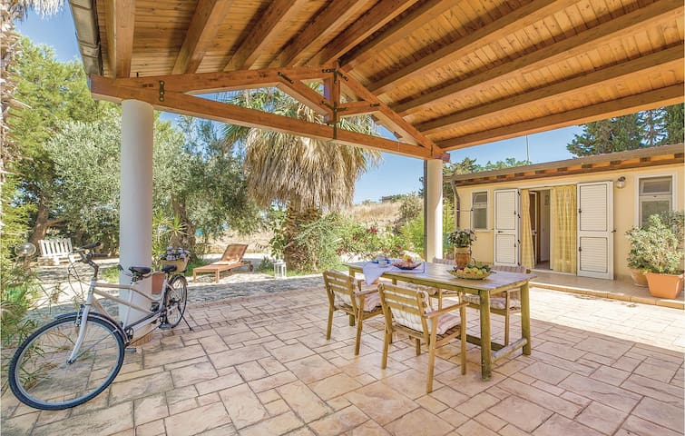 Holiday apartment with 1 bedroom on 35m² in Menfi AG