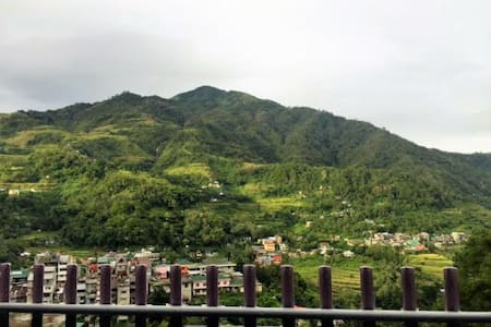 Banaue's Hidden Gem---NOW OPEN! - Banaue - Vandrerhjem