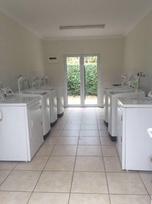 Laundry area - onsite