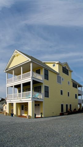 MK Cottage in South Bowers Beach - Milford - Casa