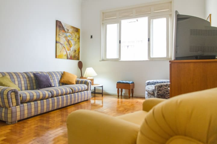 Charming flat in Icaraí