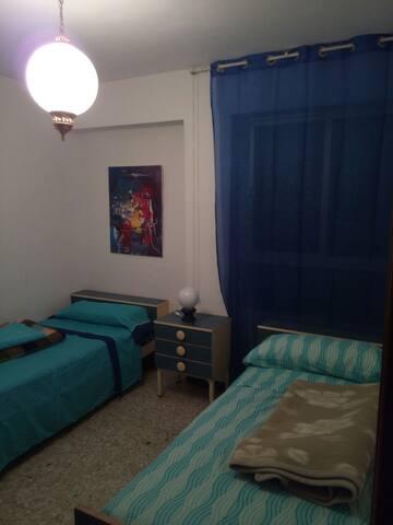 Habitacion doble o invidual. - Alicante - Huis
