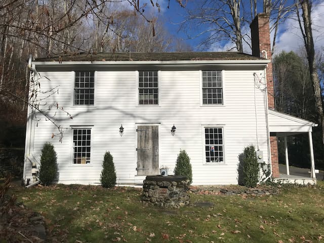 Historic Country Retreat in Litchfield County