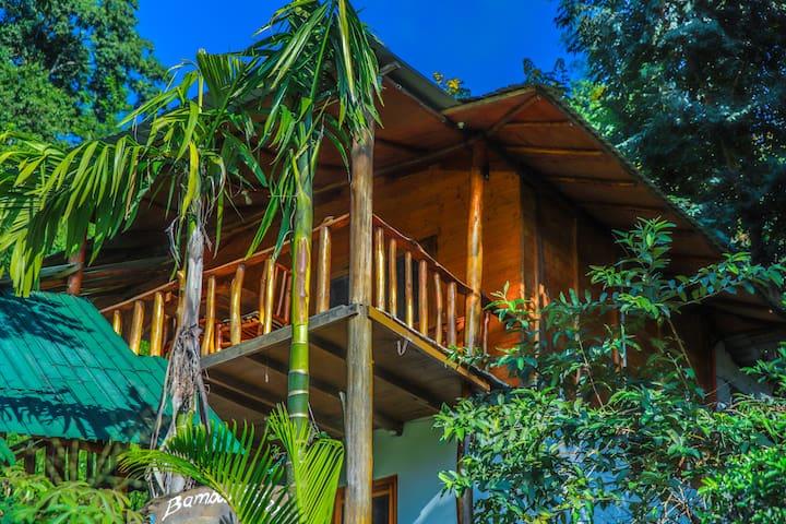 Ella Bamboo cabana (Upstair)