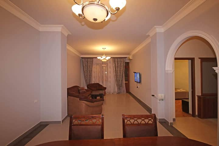 A nice appartement in the centre of Yerevan