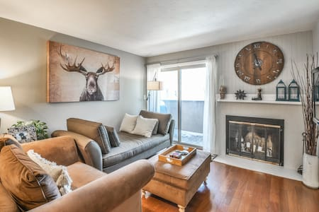 1BR Condo - Walk to lift @ BC, Mins from Vail!