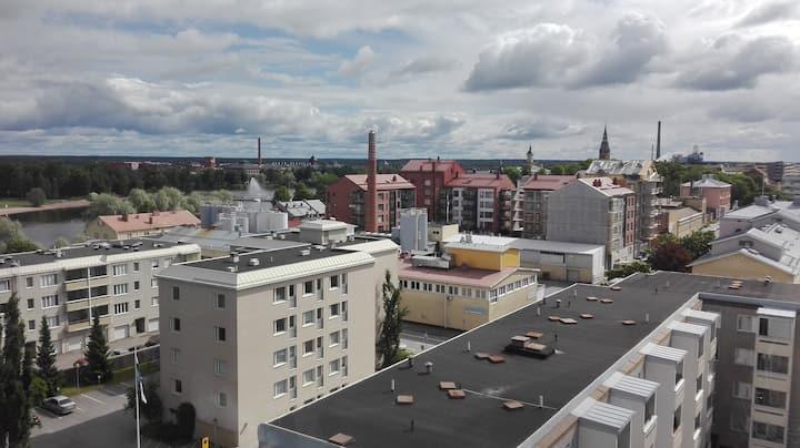 Yksiö keskustassa-studio flat at city center(wifi)