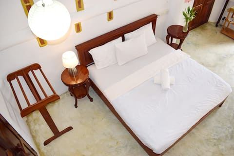 Master bedroom king size double
