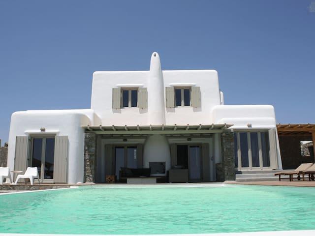 Stunning Luxury VILLA Mykonos!!! - Áno Merá - Huoneisto