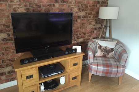 Cozy Home available in Falkirk - Carron