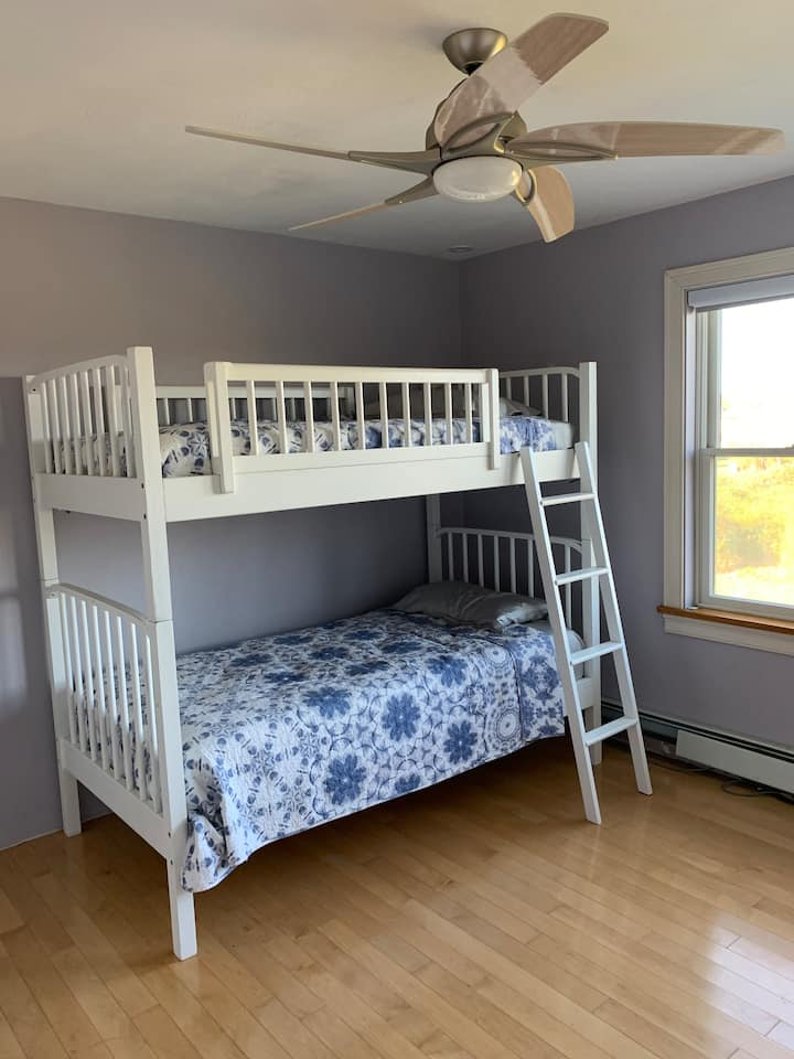 Block Island Bunk room