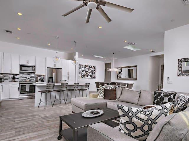 Stunning modern luxury home
