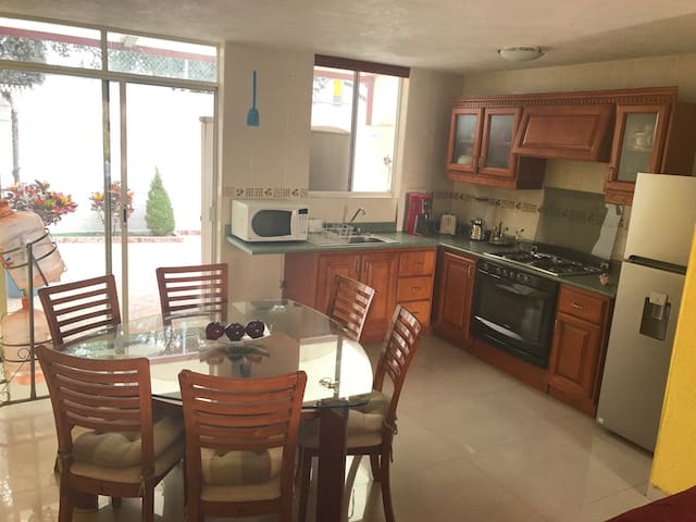 Comfortable house in condo - Guadalajara - Casa