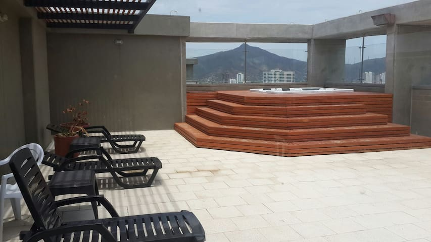 Apartamento en Club House 1103 TW - Santa Marta, Magdalena, CO - Wohnung