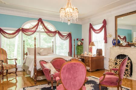 Rosewood Manor BnB - Port Tobacco - Bed & Breakfast