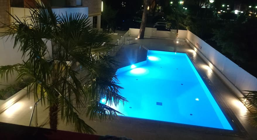 Appartamento Jesolo 4/5 posti con piscina