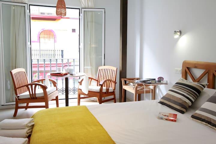 Feria1B - Modern studio in Macarena