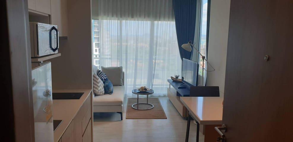 Sea Views 4 Pax @ 5 Star Veranda Residence Jomtien