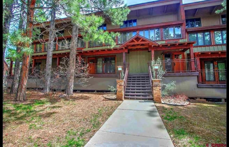 Cozy Mountain Condo! Durango CO