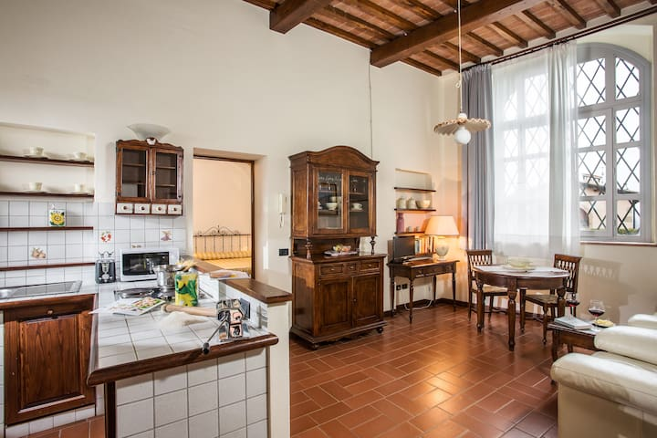 Romantic 1 bedroom apartment up to 4 with pool