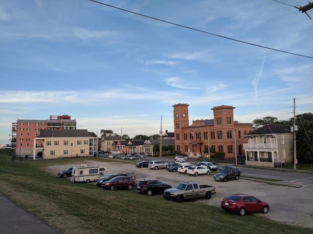 """Find out why Algiers Point is called """"New Orleans' Best Kept Secret""""."""
