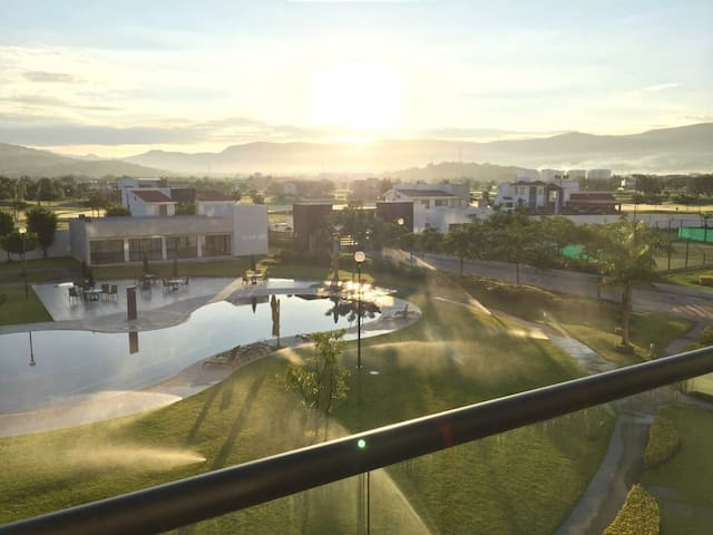Departamento Paraiso Country Club-Morelos