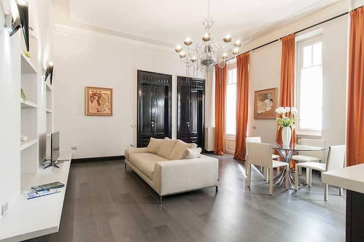 Milan Royal Suites- Castello Ampio Bilocale