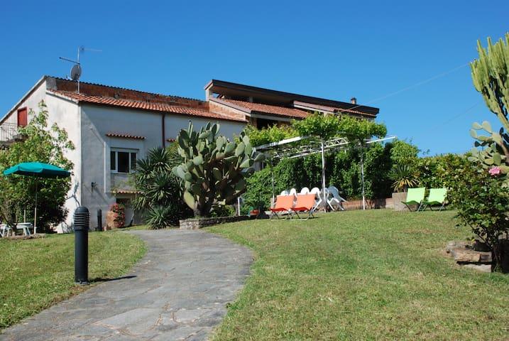 Villa Velia | Great View & Exclusive Location - Marina di Ascea - Villa