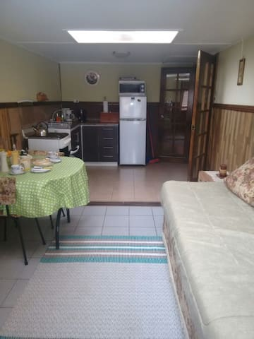 Acogedor departamento para 3 personas. - Punta Arenas - Flat