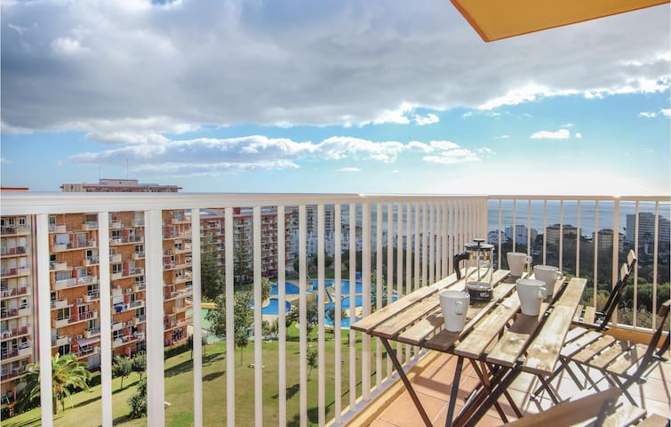 Holiday apartment with 1 bedroom on 40m² in Benalmádena
