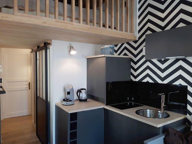 Magnifique appartement  sur la presqu'île Lyon 1er