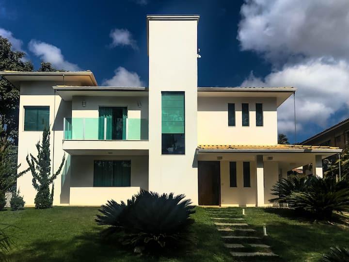 Casa Plateau, Condomínio Condados da Lagoa
